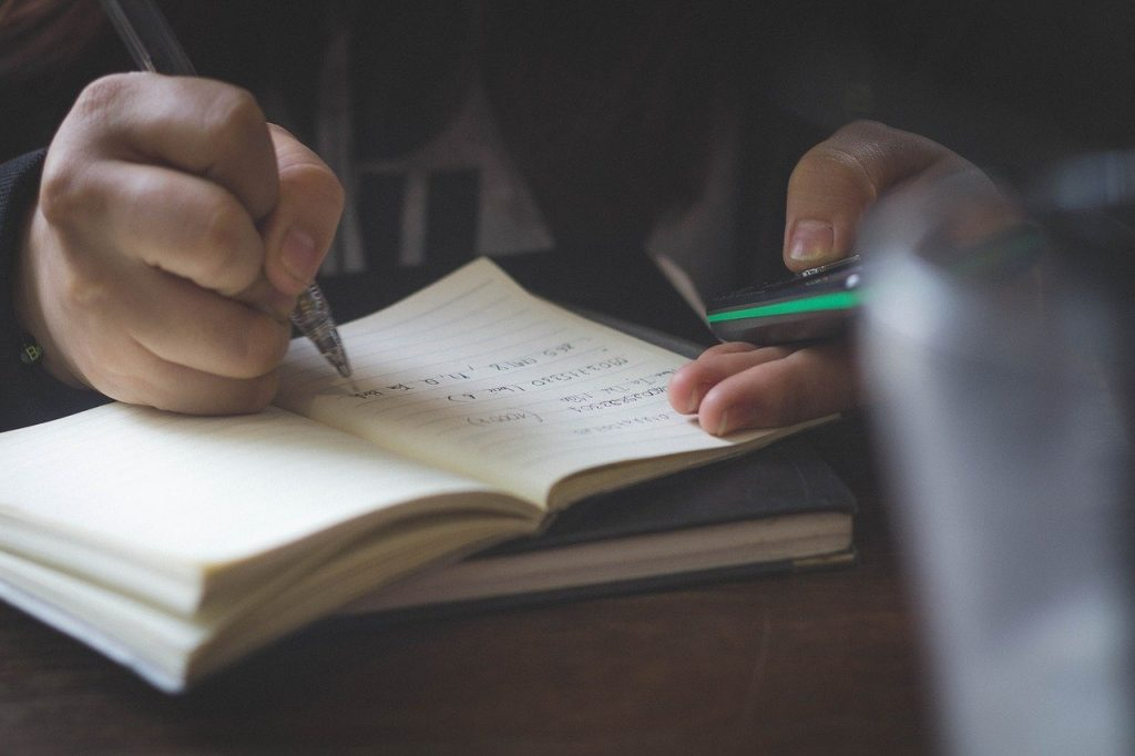 document, education, hand