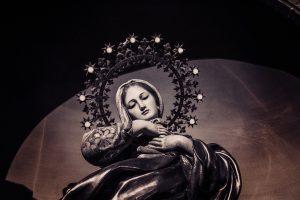 virgin mary, st, church