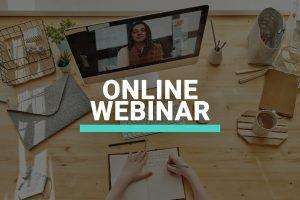 webinar, live, laptop